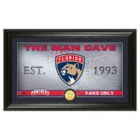 NHL Florida Panthers Man Cave Photo Mint