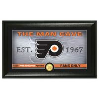 NHL Philadelphia Flyers Man Cave Photo Mint