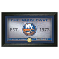 NHL New York Islanders Man Cave Photo Mint