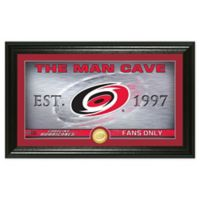 NHL Carolina Hurricanes Man Cave Photo Mint
