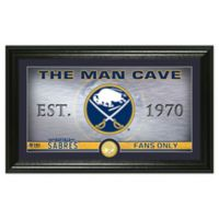 NHL Buffalo Sabres Man Cave Photo Mint