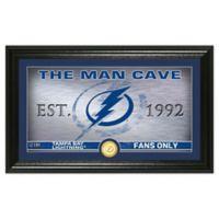 NHL Tampa Bay Lightning Man Cave Photo Mint