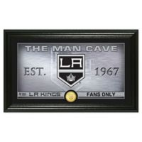 NHL Los Angeles Kings Man Cave Photo Mint