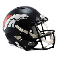 Riddell® NFL Denver Broncos Speed Replica Helmet