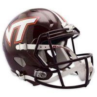Riddell® Virginia Tech University Speed Replica Helmet