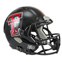 Riddell® Texas Tech University Speed Replica Helmet