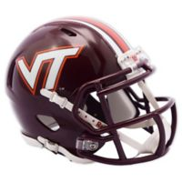 Riddell® Virginia Tech Speed Mini Football Helmet