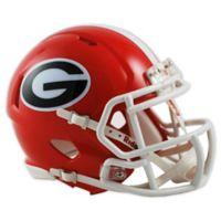 Riddell® University of Georgia Speed Mini Football Helmet