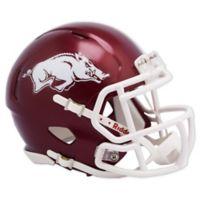 Riddell® University of Arkansas Speed Mini Football Helmet