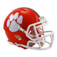 Riddell® Clemson University Speed Mini Football Helmet