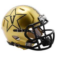 Riddell® Vanderbilt University Speed Mini Football Helmet