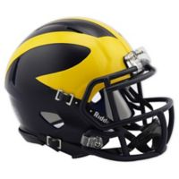 Riddell® University of Michigan Speed Mini Football Helmet