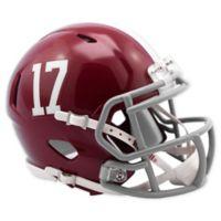 Riddell® University of Alabama Speed Mini Football Helmet