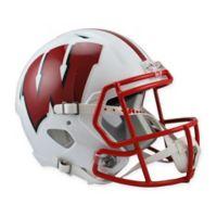 Riddell® University of Wisconsin Speed Mini Football Helmet