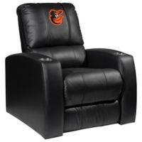 MLB Baltimore Orioles Bird Logo Relax Recliner