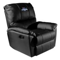 MLB Boston Red Sox 2013 Championship Logo Rocker Recliner