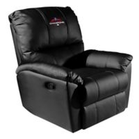 MLB Boston Red Sox 2018 Championship Logo Rocker Recliner