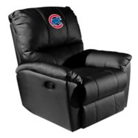 MLB Chicago Cubs Alternate Logo Rocker Recliner