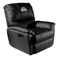 MLB Colorado Rockies Rocker Recliner