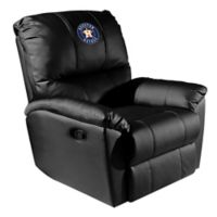 MLB Houston Astros Rocker Recliner