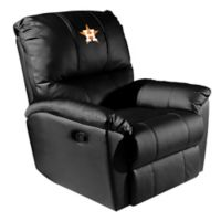 MLB Houston Astros Alternate Logo Rocker Recliner