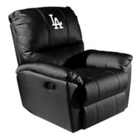 MLB Los Angeles Dodgers Alternate Logo Rocker Recliner