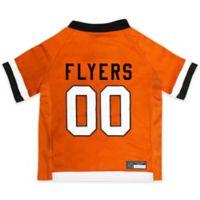 NHL Philadelphia Flyers Extra Small Dog Jersey