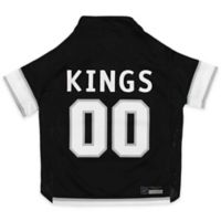 NHL Los Angeles Kings Large Dog Jersey
