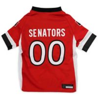 NHL Ottawa Senators Medium Dog Jersey