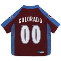 NHL Colorado Avalanche Medium Dog Jersey