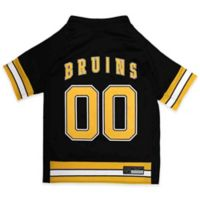 NHL Boston Bruins Extra Small Dog Jersey