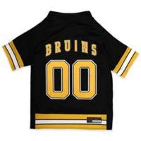 NHL Boston Bruins Small Dog Jersey