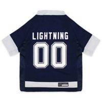 NHL Tampa Bay Lightning Large Dog Jersey