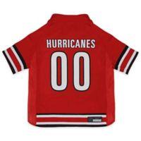 NHL Carolina Hurricanes Extra Small Dog Jersey