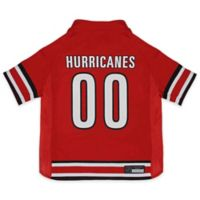 NHL Carolina Hurricanes Medium Dog Jersey
