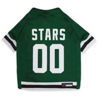 NHL Dallas Stars Extra Small Dog Jersey