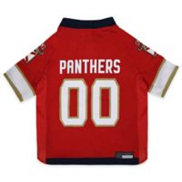 NHL Florida Panthers Medium Dog Jersey