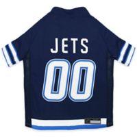 NHL Winnipeg Jets Extra Small Dog Jersey