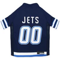 NHL Winnipeg Jets Medium Dog Jersey
