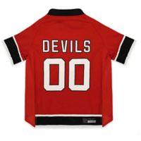 NHL New Jersey Devils Large Dog Jersey