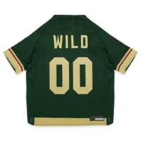 NHL Minnesota Wild Medium Dog Jersey