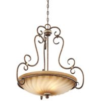 Minka Lavery Marsoni 3-Light Pendant in Bronze