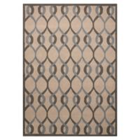 Nourison Deco 8' x 10' Area Rug in Taupe