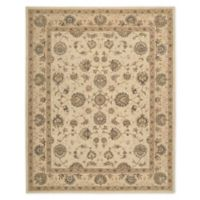 "Nourison™ Heritage Hall Cream 2'6"" X 4'2"" Tufted Area Rug in Cream"