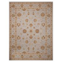 "Nourison™ Heritage Hall Light Blue 3'9"" X 5'9"" Tufted Area Rug in Light Blue"