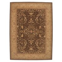 Nourison™ Heritage Hall Brown 12' X 15' Tufted Area Rug in Brown