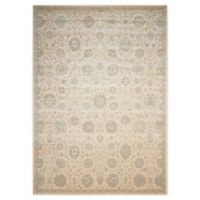 Nourison Luminance Geometric 3'5 x 5'5 Area Rug in Cream