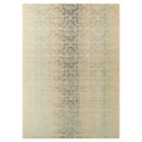Nourison Luminance Sea Mist 9'3 x 12'9 Area Rug in Seamist