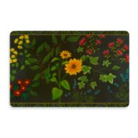 Bungalow Flooring New Wave 18-Inch x 27-Inch Summer Garden Door Mat