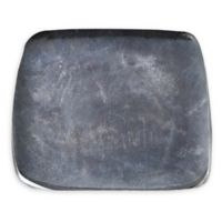 Julia Knight® Eclipse 12-Inch Stackable Square Tray in Steel Blue